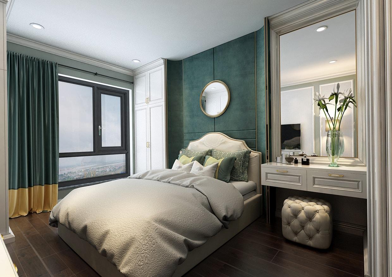 phòng ngủ sunshine riverside